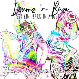 Drumz 'n Baze - Strikin' back in anger -