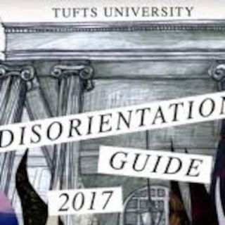 """Tufts guide calls Israel: """"White Supremacist State"""""""