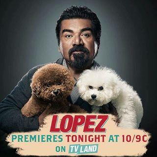 Entrevista George Lopez #LopezOnTvLand