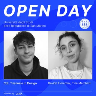 Open Day 2021 - Design Triennale - Tina e Davide