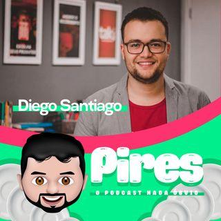 #004 - Bate papo com Diego Santiago do aplicativo TAKI