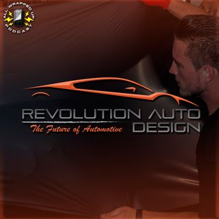 Alec Illes From Revolution Auto Design