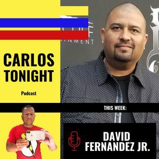 Ep. 1: David Fernandez, Jr.