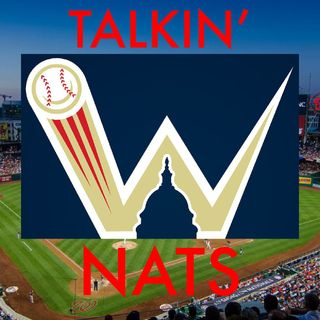 Talkin' Nats - Episode 6 | Nationals Sweep Miami, Max Scherzer Is Pitcher Of The Month & Washington Nationals Players On The Asg 2019