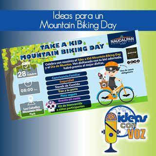 Ideas para un Mountain Biking Day