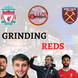 GRINDING REDS | FB4 Podcast