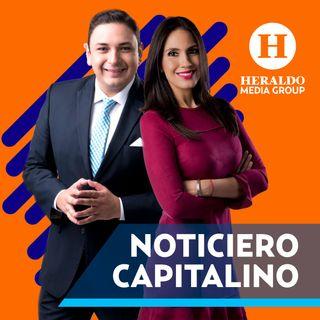 Noticiero capitalino. Programa completo miércoles 15 de abril 2020