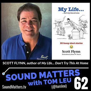 062: Scott Flynn-Author & CEO