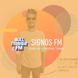 """SignosFM #616 Vicente García presentando """"Candela"""""""