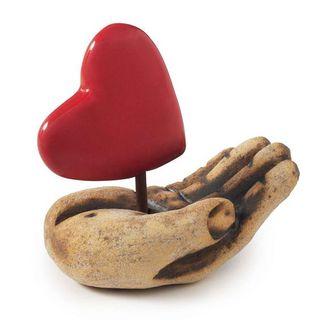 Col cuore in mano