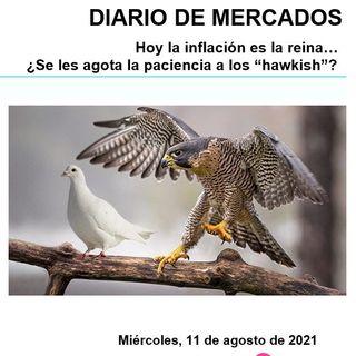 DIARIO DE MERCADOS Miércoles 11 Agosto
