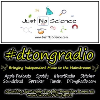 #NewMusicFriday on #dtongradio - Powered by JustNaScience.com
