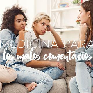 MEDICINA PARA LOS MALOS COMENTARIOS | @AlanPalacioOficial