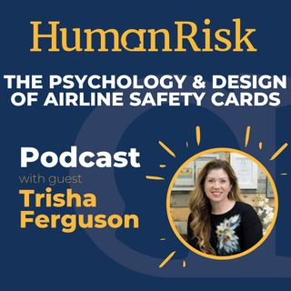 Trisha Ferguson on the psychology & design of Airline Safety Cards