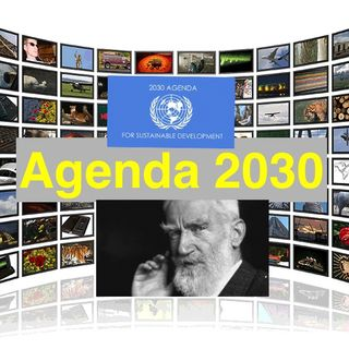 Morning minute George Bernard Shaw discusses precursor to Agenda 2030 Dec 12 2016