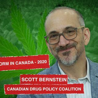 Interview with Scott Bernstein - Cannabis Reform 2020