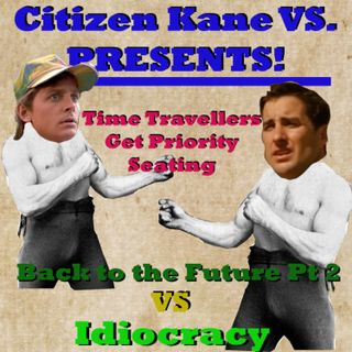 Back to the Future Pt 2 vs Idiocracy