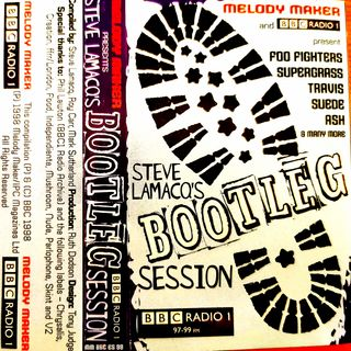 Free With This Month's Issue 21 - Simon Jones selects Melody Maker Steve Lamacq's Bootleg Session