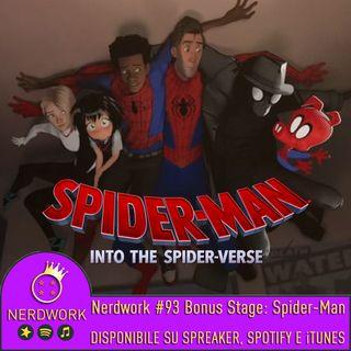 Nerdwork #093 - BONUS STAGE: Spider-Man