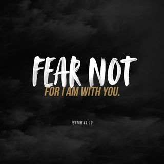 The Lord Is with You Always – Everything Is Going to Be Fine