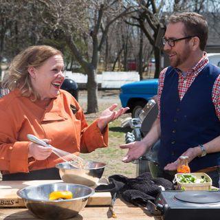 Chef Leslie Roark Scott on #ConversationsLIVE