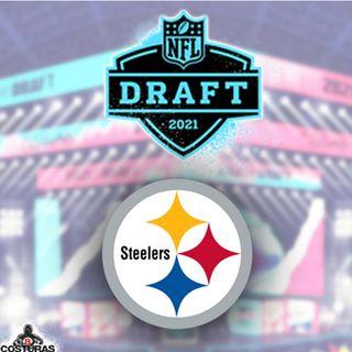 El Dedal de 8 Costuras 75: Draft de Pittsburgh Steelers con Eduardo Pascual.