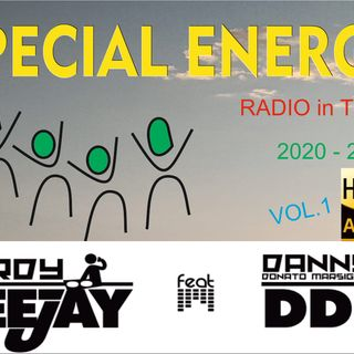 Special Energy - Vol. 1 Radio in Tour - 2020-2021
