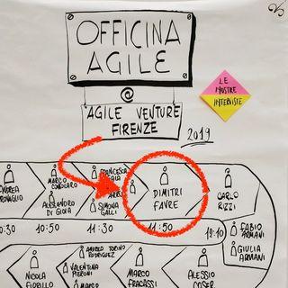 Agile Venture Firenze: Intervista a Dimitri Favre