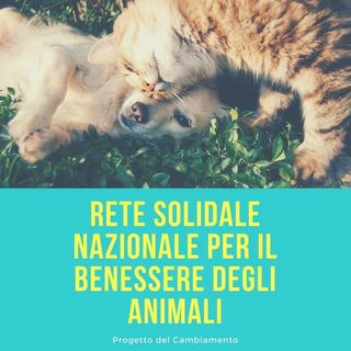 Rete Solidale Nazionale per il Benessere degli Animali 2018