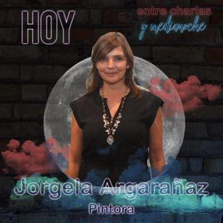 Charla con Jorgela Argañaras