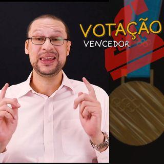 vencedor votação - podcast