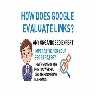 How Does Google Evaluate Links?