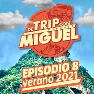 """De Trip con Miguel Episodio 8 Verano 2021 """"Mercado de Yecapixtla"""" y """"Amatlán"""""""