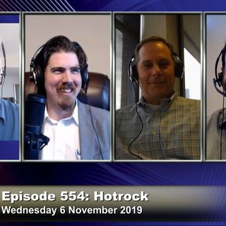 FLOSS Weekly 554: Hotrock
