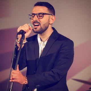 Domenico Raffa in gara a SANREMO Radio Contest