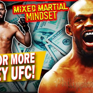Mixed Martial Mindset: Could The UFC FINALLY BE IN TROUBLE