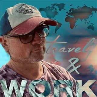 #001 Travel & Work - Tjalf Nienaber stellt sich vor