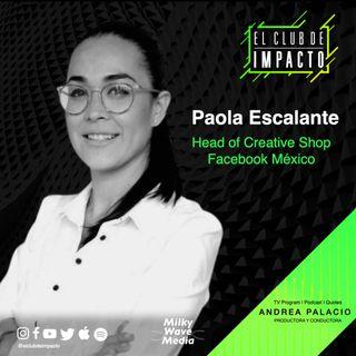 ¿Todos somos creativos? | Paola Escalante | E7 T4