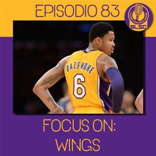 LSC 083 - Focus on: Wings
