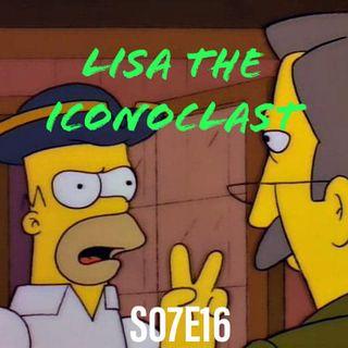 109) S07E16 (Lisa the Iconoclast)