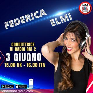 """Federica Elmi (Rai Radio 2): """"In radio si può solo essere se stessi"""""""