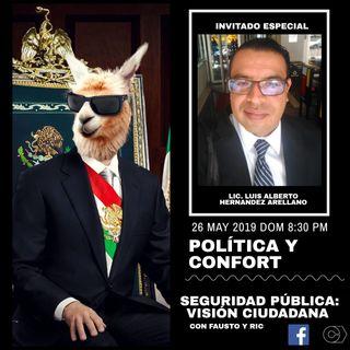 Política y confort LVI