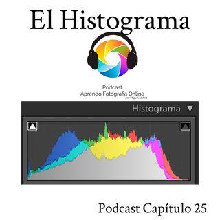 Capítulo 25 Podcast - El Histograma