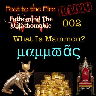 F2F Radio FTU-002-Mammon