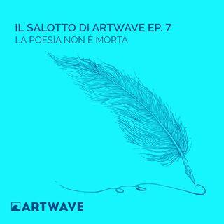 Episodio 7 - La poesia non è morta con Giovanna Iorio
