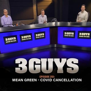 Mean Green - Covid Cancellation with Tony Caridi, Brad Howe and Hoppy Kercheval