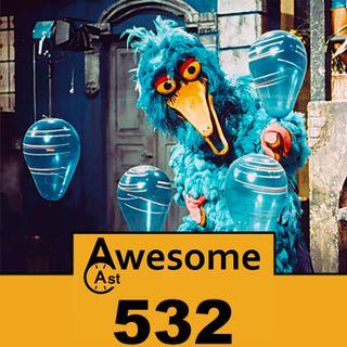 Is Garibaldo on SpaceHey? | AwesomeCast 532