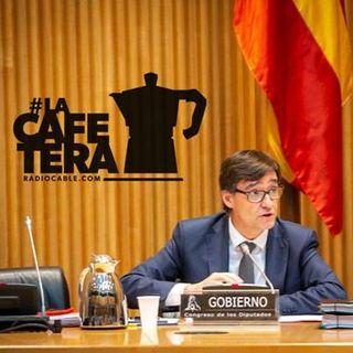 #LaCafeteraSALVADORILLA .- El ministro de Sanidad @salvadorilla contesta a las preguntas de los oyentes. Descárgate la app para participar