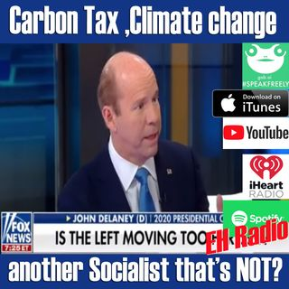 EHR 524 Morning moment John Delaney Carbon Tax Climate change Mar 13 2019