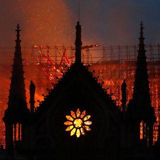 México ofrece su respaldo en la reconstrucción de Catedral de Notre Dame